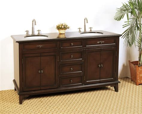 68 inch double sink vanity 68 5 inch double sink bathroom vanity with deep chestnut