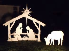 Lane Venture Patio Furniture by Outdoor Lighted Nativity Scene Simple Outdoor Com