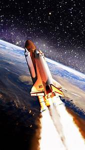 Space Shuttle Wallpaper - Free iPhone Wallpapers