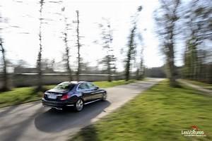 Nouvelle Mercedes Classe C : essai nouvelle mercedes benz classe c 2014 6 les voitures ~ Melissatoandfro.com Idées de Décoration