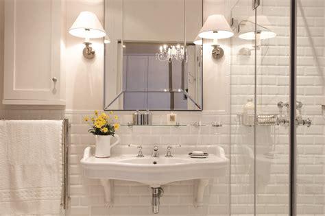 create  timeless bathroom
