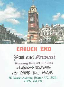 Crouch End Past Present