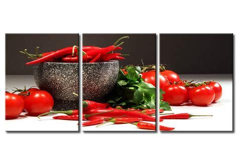 cuisine nature tableau dans la cuisine piments et tomates cuisine nature morte tableaux