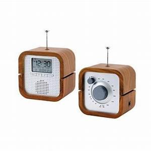 Poste Radio Maison : les 25 meilleures id es concernant radio reveil bois sur ~ Premium-room.com Idées de Décoration