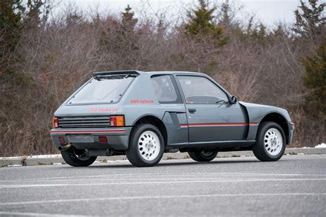 Peugeot 205 T16 For Sale by Peugeot 205 Turbo 16 1984 Sprzedany Giełda Klasyk 243 W