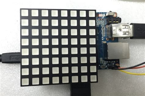 Bpi Led Matrix Module How Use
