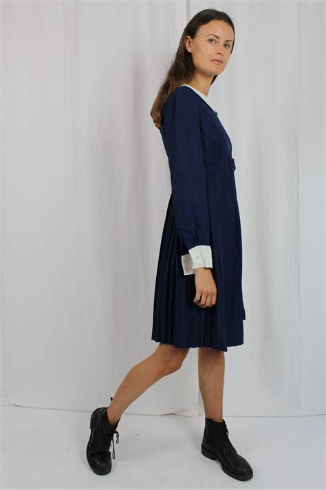 60 er jahre möbel vintage minikleid blau 60er jahre quot feli quot oma klara