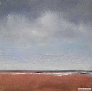 tableau peinture contemporaine tableau contemporain With couleur gris bleu peinture 4 tableau peinture contemporaine paysage minimaliste