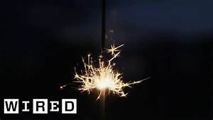 The Science Of Sparklers