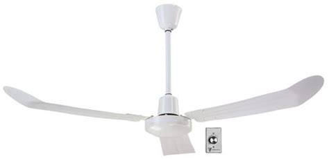 Canarm Ceiling Fan Switch by Canarm Ltd Canarm 56 Quot White Commercial Ceiling Fan With 4