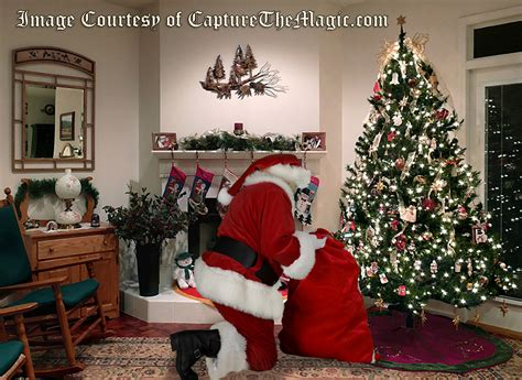 santa in my living room santa in your living room photo deal proof santa exists