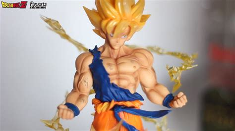 super saiyan son goku figuarts  dragon ball