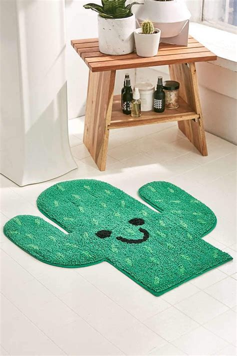 urban outfitters cactus bath mat urban outfitters spring