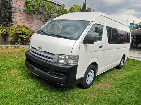 Assuming of course, dreams about vans are. Toyota Hiace 2010 - $ 169,000 en Mercado Libre