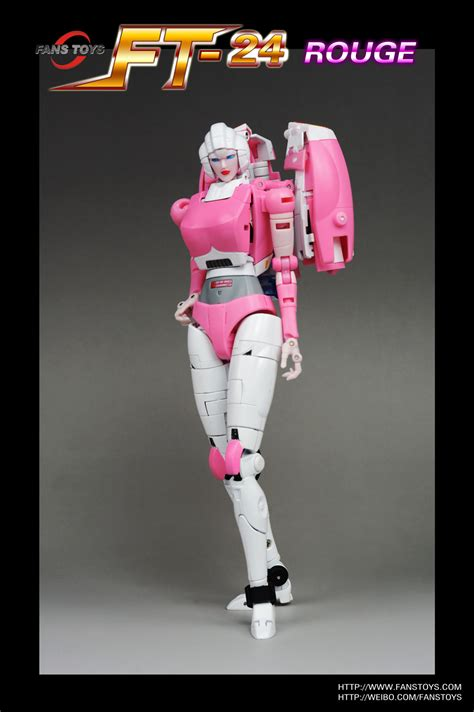 fans toys ft  rouge arcee