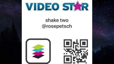 qr codes  videostar transitions read description