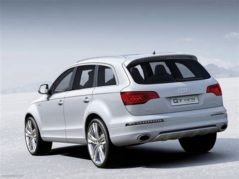 Audi Q7 Picture by Audi Q7 V12 2010 Car Picture 13 Of 30 Diesel Station