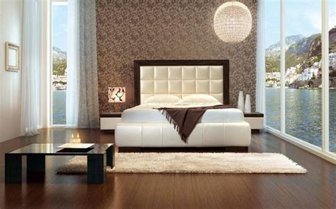 Modern Ideas For Bedroom Decoraitng And Home Staging In