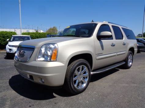 download car manuals 2007 gmc yukon xl 1500 navigation system find used 2007 gmc yukon xl 1500 denali sport utility 4 door rear entainment navigation in
