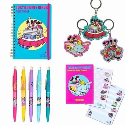 Disney Tokyo Resort Stationery Tdrexplorer Minnie Mickey