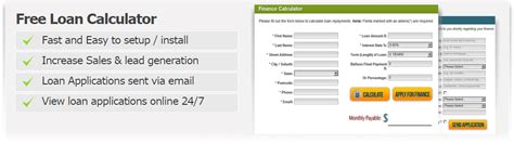 Used Boat Loans Calculator by Dealers Free Loan Calculator