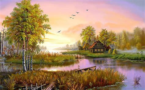 Artistic Nature Wallpaper by Lovely Nature Wallpaper Desktop Hd Wallpaper