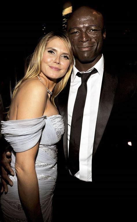 heidi klum  seal   reunited   couple