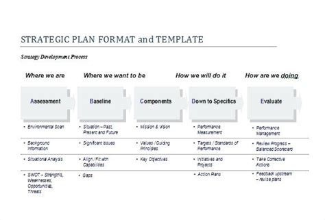 Free nonprofit business plan template costumepartyrun strategic plan template word strategic planning template flashek Image collections