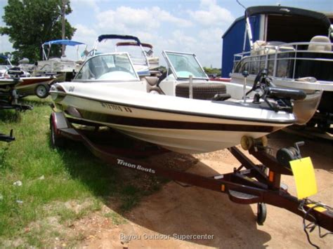 Boats For Sale In Bossier City Louisiana by Triton 190 Fs W150 Hp Mercury Boats For Sale In Bossier