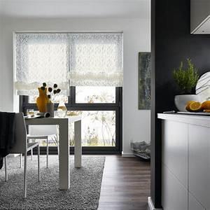 Gardinen Für Küche Esszimmer : gardinen bei kleinen fenstern raum und m beldesign inspiration ~ Markanthonyermac.com Haus und Dekorationen