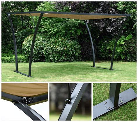 Pergola Mit Schiebedach by Home Deluxe Pavillon Gartenpavillon Terrasse Pergola