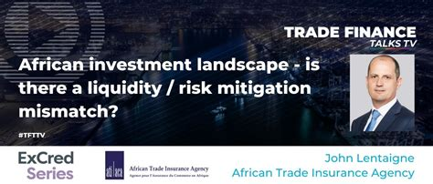 Export credit insurance is a policy offered by both government export credit agencies and private entities to businesses that want to protect assets from the credit risks of importers. VIDEO: African investment landscape - is there a liquidity ...