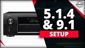 Dolby Atmos 5 1 4  U0026 Auro