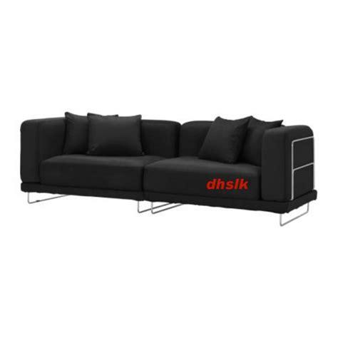 Ikea Tylosand Sofa by Ikea Tylosand Sofa Cover Everod Black Tyl 214 Sand Slipcover