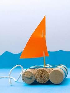 Bricolage A Faire Avec Des Petit : fabriquer un petit bateau ~ Melissatoandfro.com Idées de Décoration