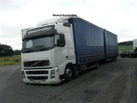 2004 volvo truck volvo fh12 420 with trailer 2004 jumbo truck photo and specs
