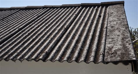 average cost  remove asbestos   garage roof