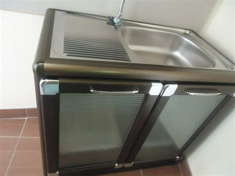 kitchen sink units for portable kitchen sink unit collaborate decors saving 8556