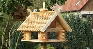 Bauanleitung Für Vogelhaus : vogelhaus aus holz anleitung ~ Michelbontemps.com Haus und Dekorationen