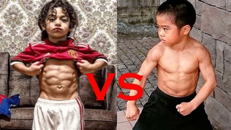 The strongest kid in the World 2020 - YouTube