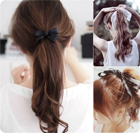 new hair styles for boy 7 easy and chic ponytail hairstyle for back to 7470