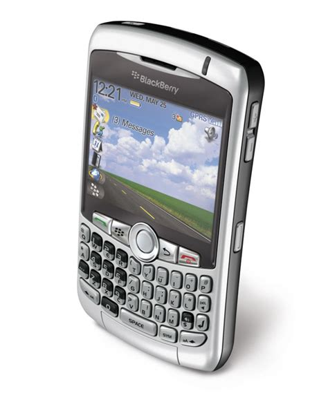 Blackberry Curve 8310 Phone Photo Gallery, Official Photos