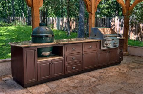 outdoor cabinets for patio select outdoor kitchen custom cabinets traditional