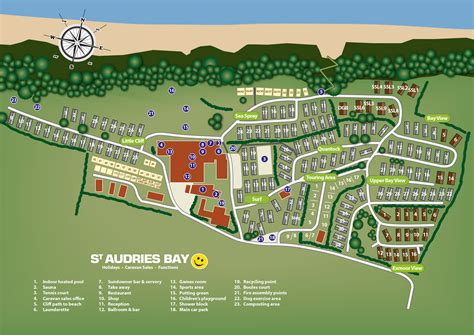 st audries bay holiday park  somerset