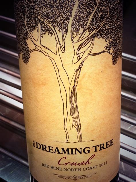 dreaming tree crush red blend  expert wine review