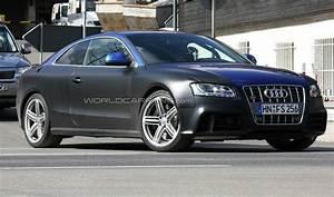 El Audi Rs5 Podr U00eda Contar Con Una Potencia De 450cv