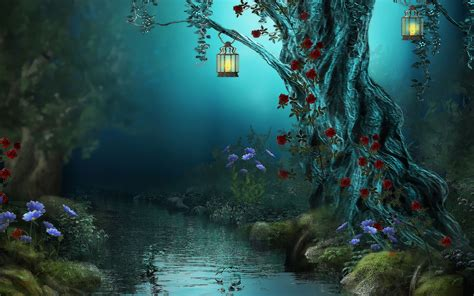 21 magical wallpapers mystical backgrounds pictures