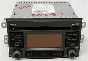 Kia Rondo 2009 Fm Stereo Sirius Ready Mp3