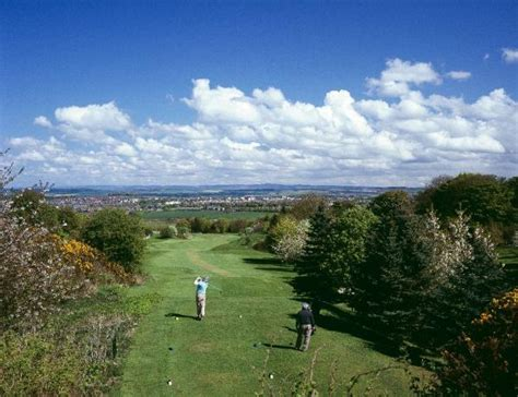 map guide mortonhall golf club overview   golf