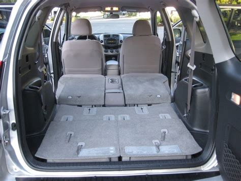 Toyota Rav4 Third Row Seat by Rav4 3 Row Seating Brokeasshome